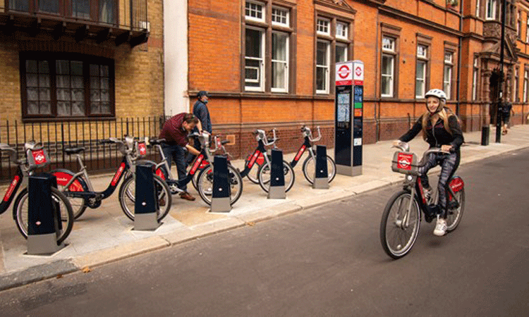 TfL's Santander Cycles attains highest commuter levels in September 2021