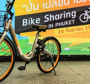 oBike launches in Phuket and hits two million users in Southeast Asia