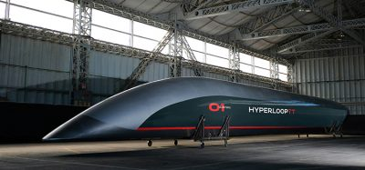 hyperloop tt capsule