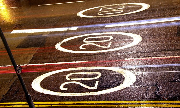 Plans for 20mph speed limit in central London move forward