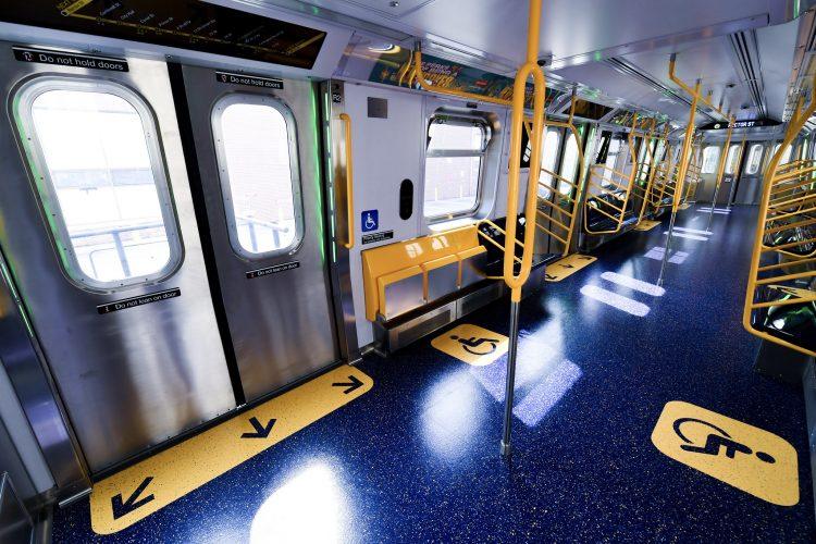 mta new subway cars