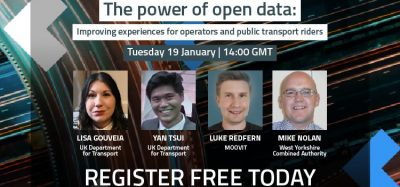 Free webinar by MOOVIT - The power of open data