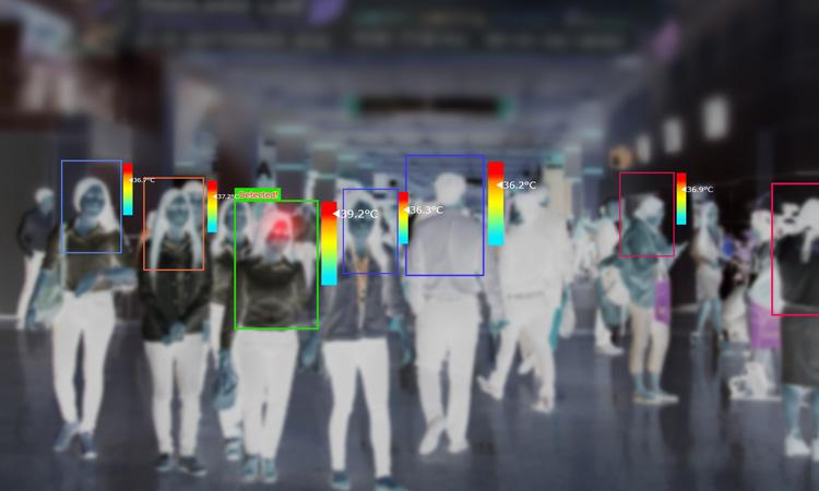AI in transport testing temperature