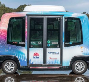 TfNSW completes autonomous shuttle trial in Armidale