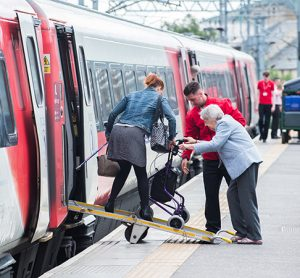 Ensuring that public transport isaccessible for all