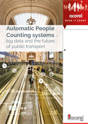 Whitepaper: Automatic people counting systems