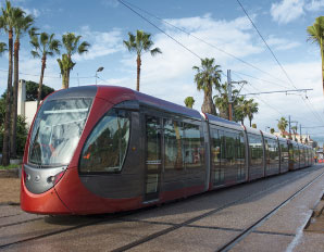 Alstom Casblanca Tramway project