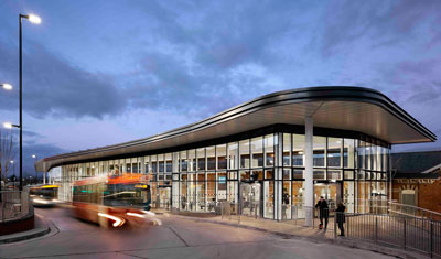 £19 million redesign of Altrincham Transport Interchange complete