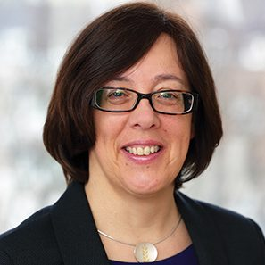 Anne Graham, CEO of the National Transport Authority