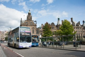 Approval given for Sheffield transport improvement package