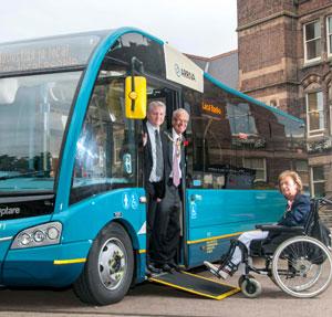 Arriva Bus St Helens