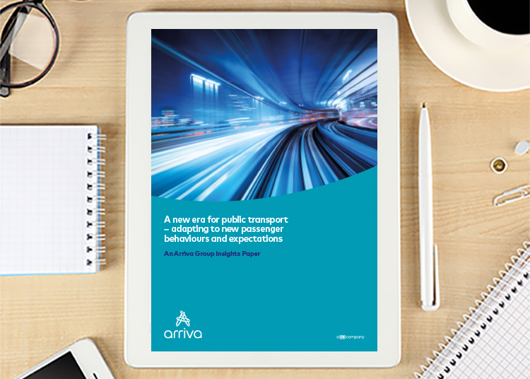 Arriva Insights Paper Visual