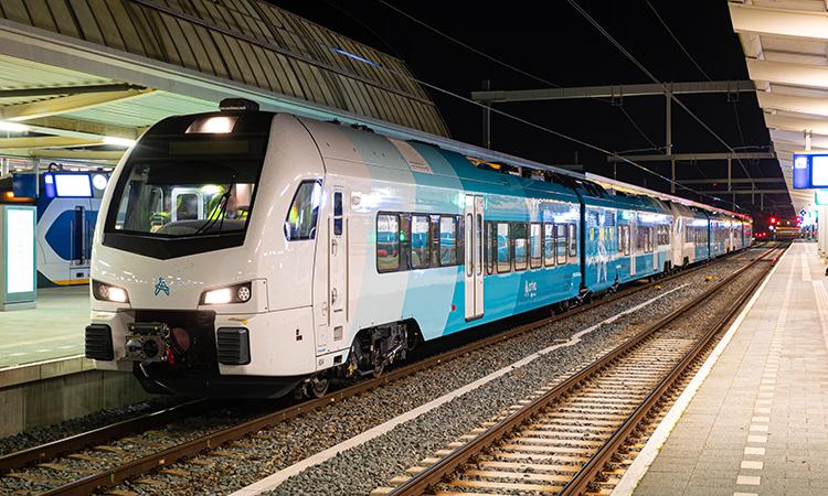 Arriva WINK train transport