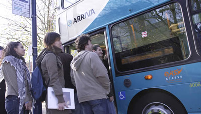 Arriva posts strong annual results