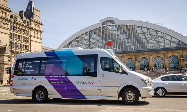 Research shows ArrivaClick is increasing use of public transport