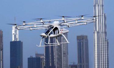 Dubai partnership to explore feasibility of autonomous air vehicles