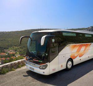 Arriva in Croatia