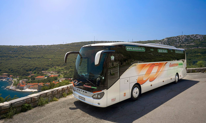 Arriva in Croatia