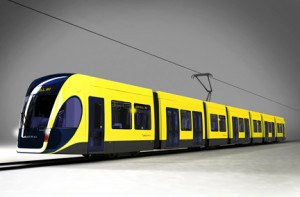BOMBARDIER FLEXITY 2 Light Rail Vehicle