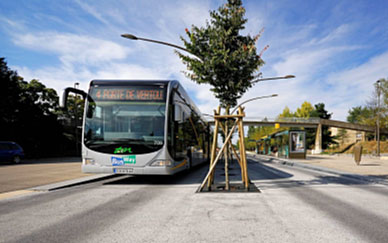 Nantes Busway