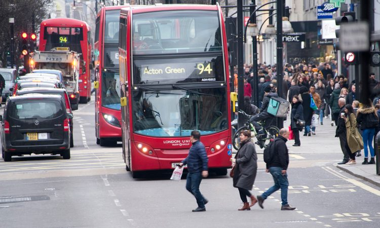 Europe's first Bus Safety Standard puts automated tech to the test