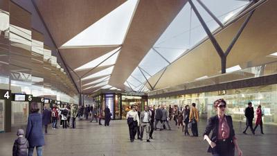 Belfast Transport Hub regeneration project gets underway