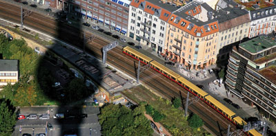 Berlin's S-Bahn system – stronger after its crisis