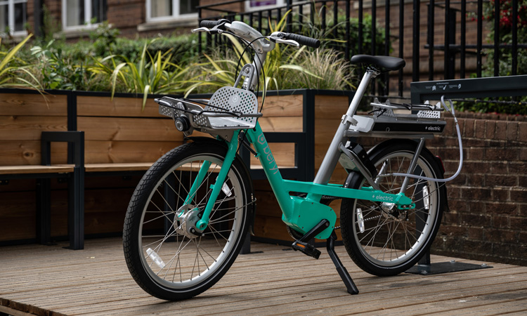 Beryl launches first e-bikes in Watford, London