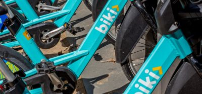 Biki bike-share service in Honolulu - one of the island's micromobility services