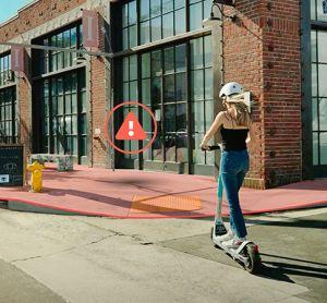 Bird introduces new 'Smart Sidewalk Protection' technology