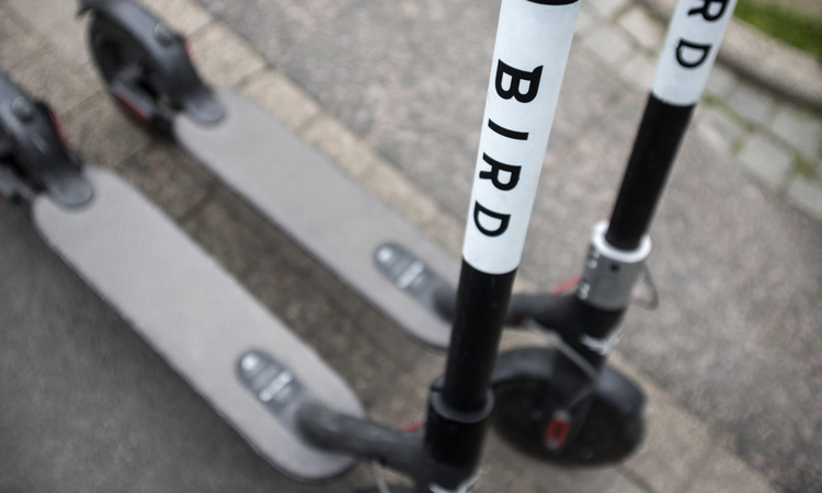 Bird acquires European micromobility company Circ