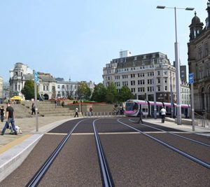 Birmingham to welcome battery-operated Midland Metro trams