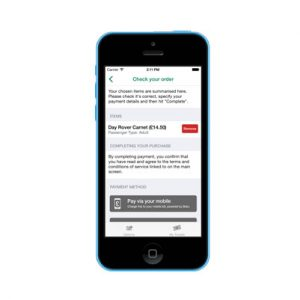 Boku iphone mticketing