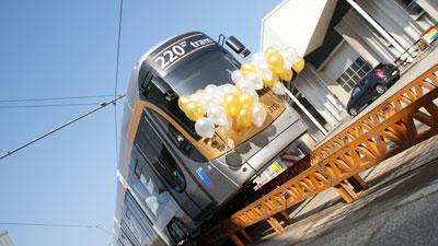Brussels transport authority STIB achieves the world's largest single-type tram fleet