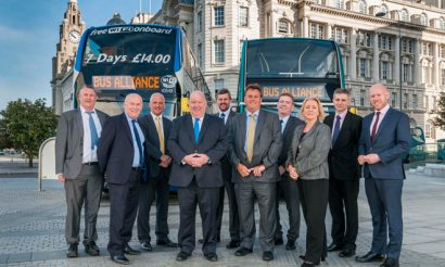 Bus Alliance agreement will deliver improved services for Liverpool City Region