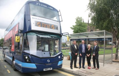 Bus Rapid Transit North launches with X1 Steel Link service