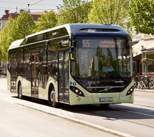 Bus operator AVL orders hybrid plug-in buses for Luxembourg City