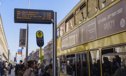 New figures show a 31 million increase in public transport journeys