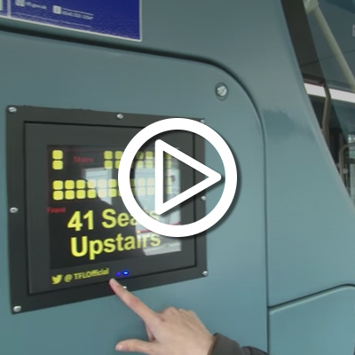 CCTV shows available seats on bus