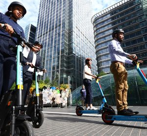 Transport for London expands rental e-scooter trial to include Camden