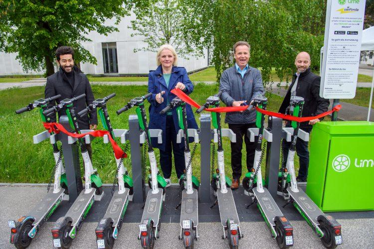 Lime launch berlin Buch