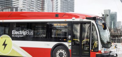 CUTRIC launches zero-emission bus research project in Canada