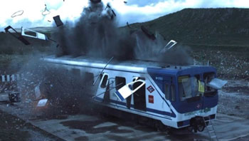 Carriage Explosion