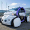 Public testing of autonomous vehicles takes place in UK for the first time
