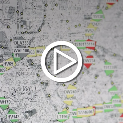 Centrecomm: the heart of London's Bus Network