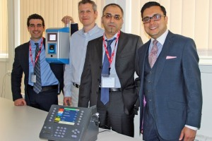 Centro demonstrates smart ticketing pilot