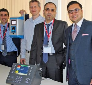 Centro demonstrates smart ticketing pilot