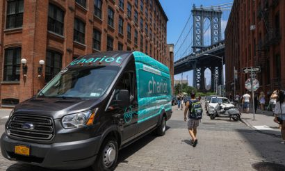shared shuttle launches in New York City