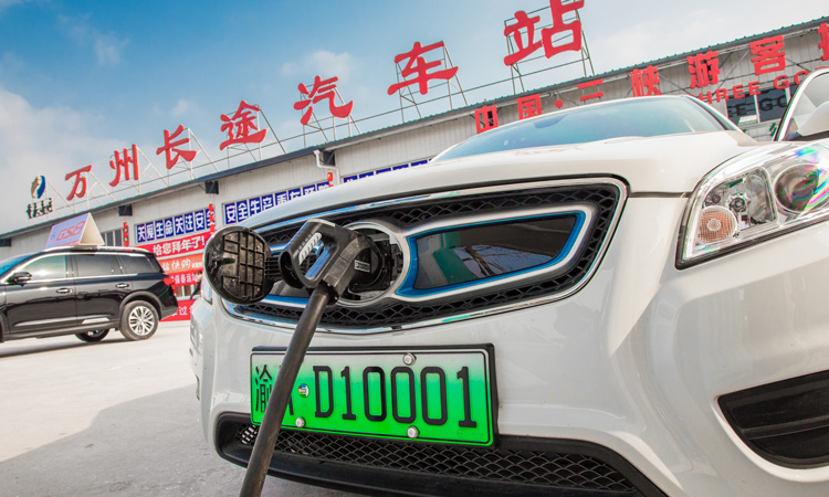 How China sped ahead of Europe in electric vehicles – and could do the same in mobility services