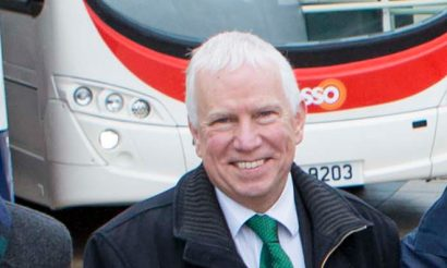 Chris Bowles Managing Director of Stagecoach Manchester to retire